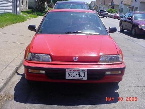 Lilmilwrican03 S 1991 Honda Civic In Milwaukee Wi