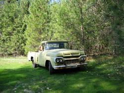 olskoolchiks 1961 Ford F150 Regular Cab