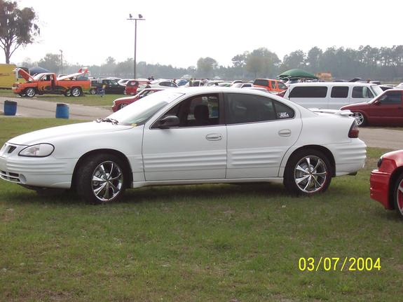 Auniquesoul 1999 Pontiac Grand Am