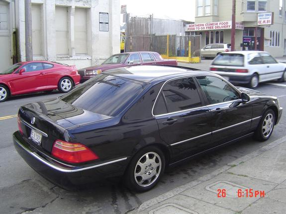 campacura 2000 acura rl specs photos modification info. Black Bedroom Furniture Sets. Home Design Ideas