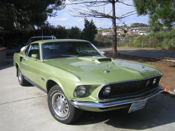 troach001 1969 ford mustang specs photos modification info at cardomain. Black Bedroom Furniture Sets. Home Design Ideas