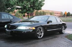 twinimage 1998 Lincoln Mark VIII