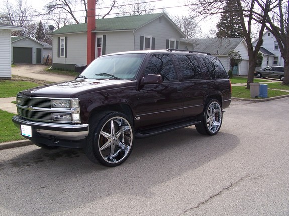 Sterling Il Chevrolet >> 05052 1997 Chevrolet Tahoe Specs, Photos, Modification Info at CarDomain