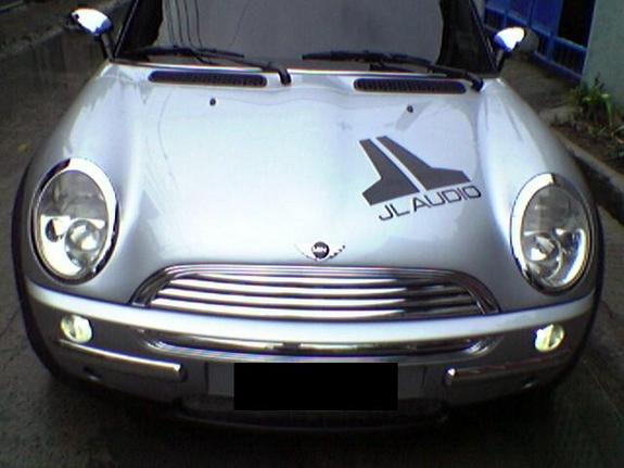 mini macky 2002 mini cooper specs photos modification info at cardomain. Black Bedroom Furniture Sets. Home Design Ideas