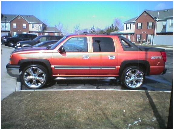 slowridin 2004 Chevrolet Avalanche Specs Photos Modification