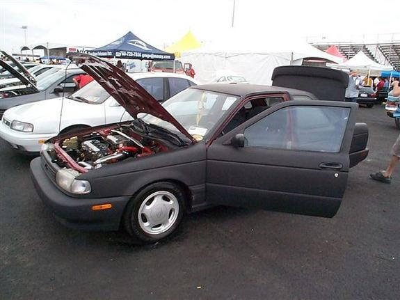 Another turboga16 1993 Nissan Sentra post... - 6297308