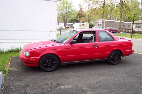 Another turboga16 1993 Nissan Sentra post... - 6297311