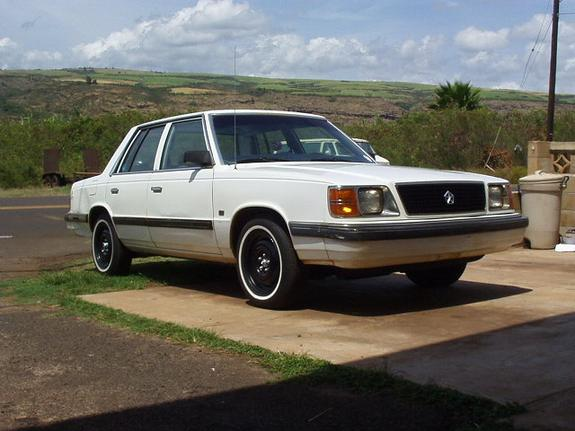 Rambla 1989 Plymouth Reliant Specs  Photos  Modification Info At Cardomain