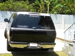 trenzo 2002 Ford Expedition