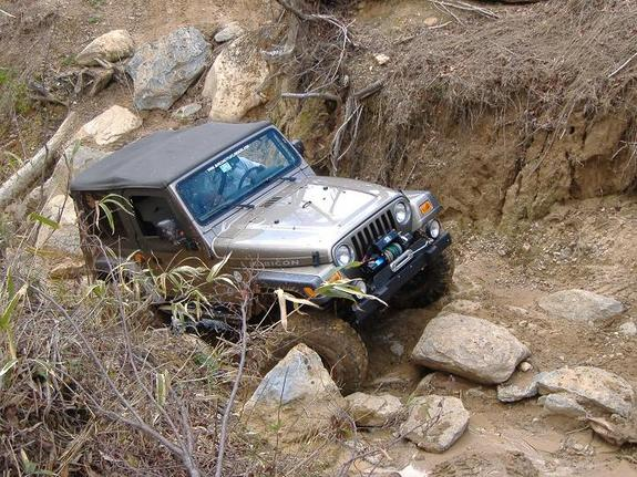 Another Lou8795 1995 Jeep YJ post... - 6308740