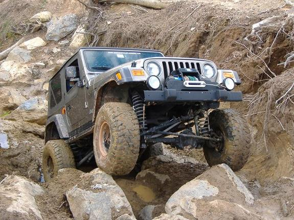 Another Lou8795 1995 Jeep YJ post... - 6308741