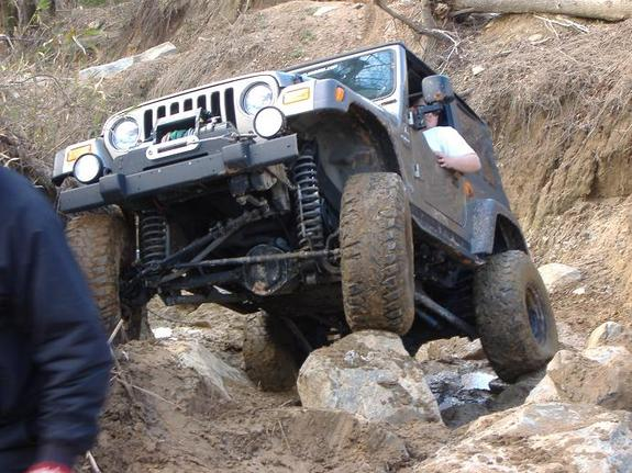 Another Lou8795 1995 Jeep YJ post... - 6308742