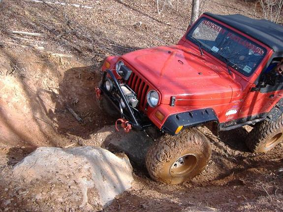 Another Lou8795 1995 Jeep YJ post... - 6308758