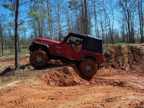 Another Lou8795 1995 Jeep YJ post... - 6308761