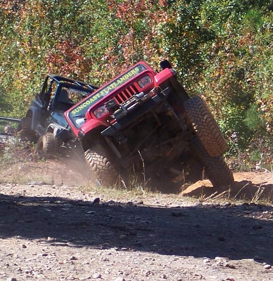 Another Lou8795 1995 Jeep YJ post... - 6308816