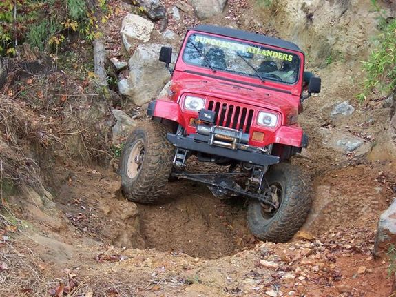 Another Lou8795 1995 Jeep YJ post... - 6308817