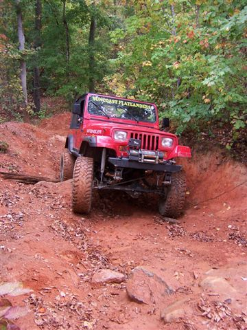 Another Lou8795 1995 Jeep YJ post... - 6308818