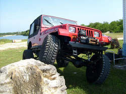 Lou8795s 1995 Jeep YJ