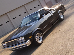 tnargcaminos 1984 Chevrolet El Camino