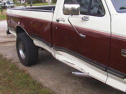 Another chebbykiller 1989 Ford F150 Regular Cab post... - 6310686