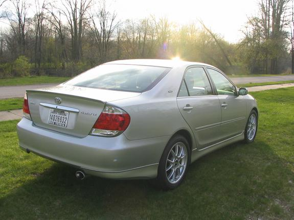 Another oruandy 2005 Toyota Camry post... - 6311122