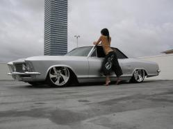 sixred 1964 Buick Riviera