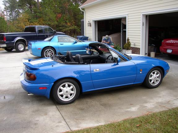 Another GUSTO14 1990 Mazda Miata MX-5 post... - 6312541