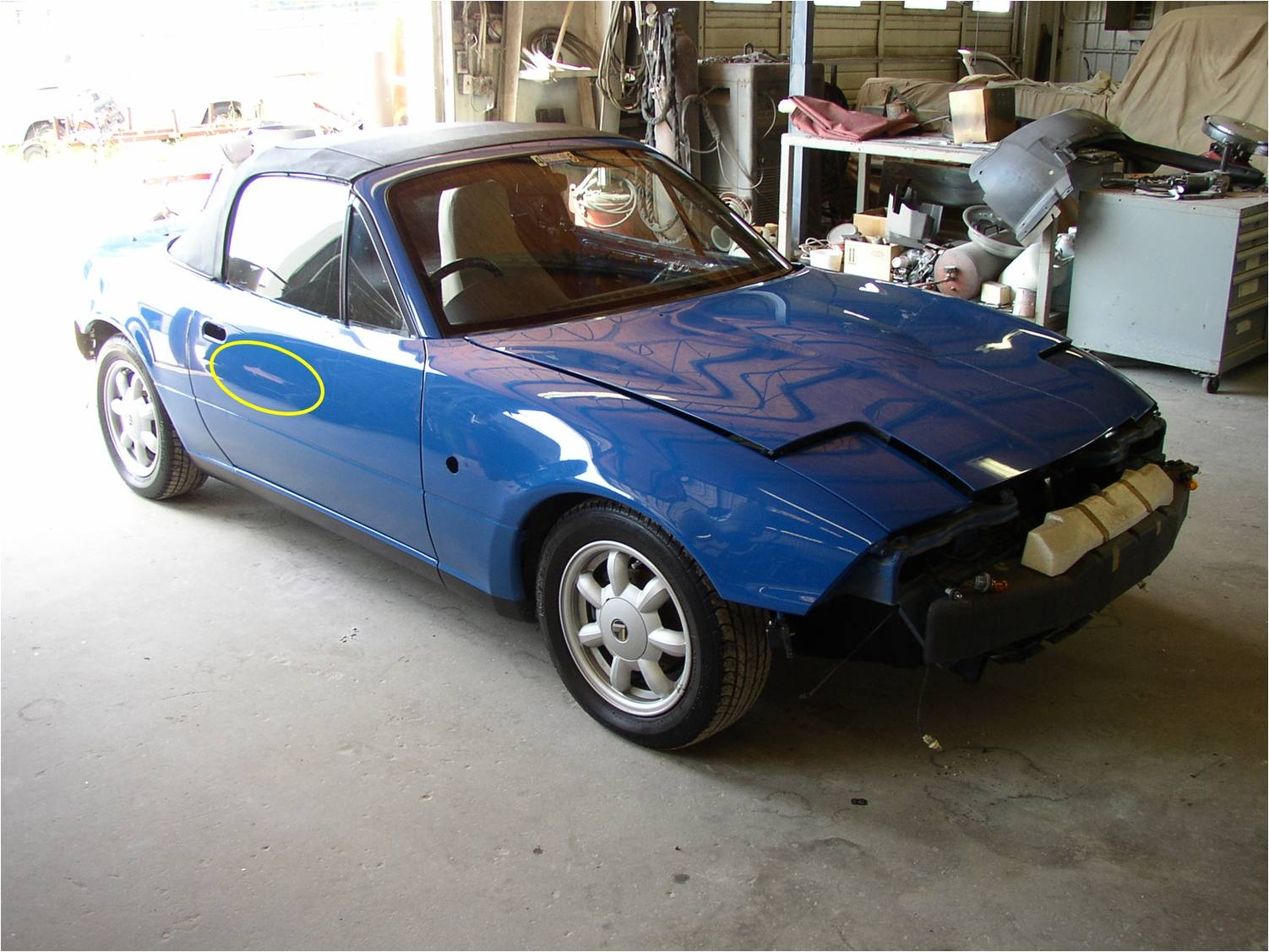 Another GUSTO14 1990 Mazda Miata MX-5 post... - 6312576