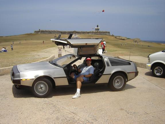 Flight_PR's 1981 DeLorean DMC-12