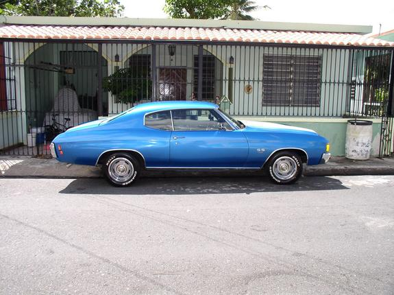 IsraelR 1972 Chevrolet Malibu Specs, Photos, Modification ...