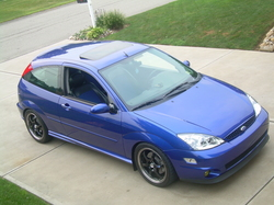 FastFociSVTs 2002 Ford Focus