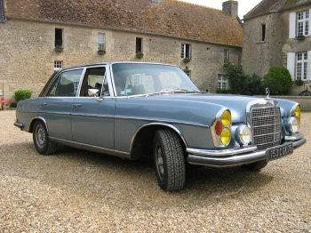 Another wolfhoney 1972 Mercedes-Benz S-Class post... - 6314930