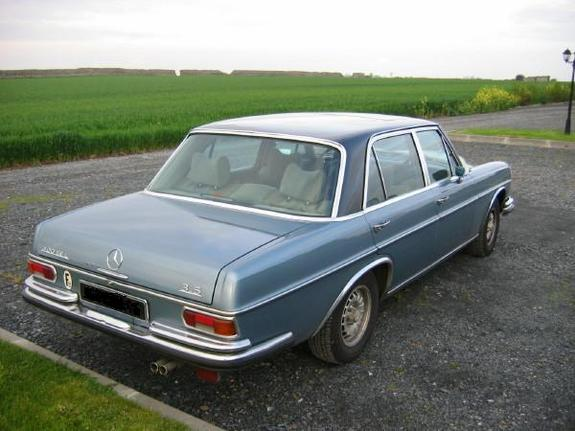 Another wolfhoney 1972 Mercedes-Benz S-Class post... - 6314932