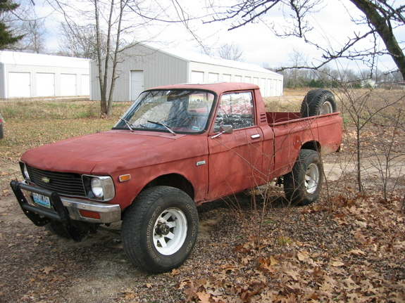 1979 Chevrolet Luv 4x4 ✓ All About Chevrolet