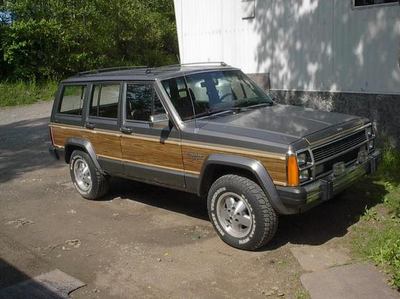 Another ChaoticBastard 1990 Jeep Wagoneer post... - 6316889