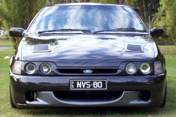 Adxr8 1991 Ford Falcon Specs  Photos  Modification Info At Cardomain