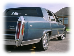 CaddyBroughams 1989 Cadillac Brougham