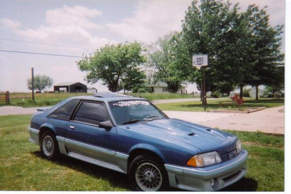 Another 1sweet50 1989 Ford Mustang post... - 6320988