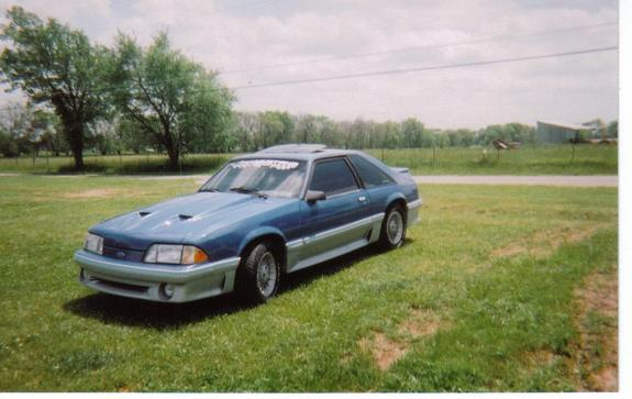 Another 1sweet50 1989 Ford Mustang post... - 6320993