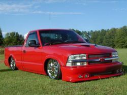 brian510 1998 Chevrolet S10 Regular Cab