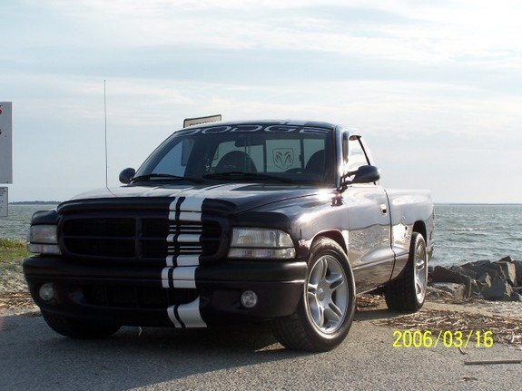 porschekiller 1999 Dodge Dakota Regular Cab & Chassis