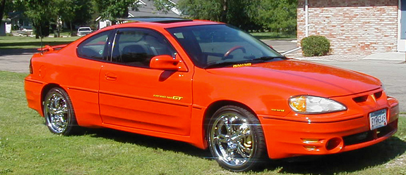 gtsouth 2000 Pontiac Grand-Am