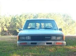Chico420s 1987 Nissan Regular Cab