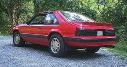 87turbobird 1990 Ford Mustang