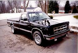 ETS_4RDS 1993 Chevrolet S10 Regular Cab