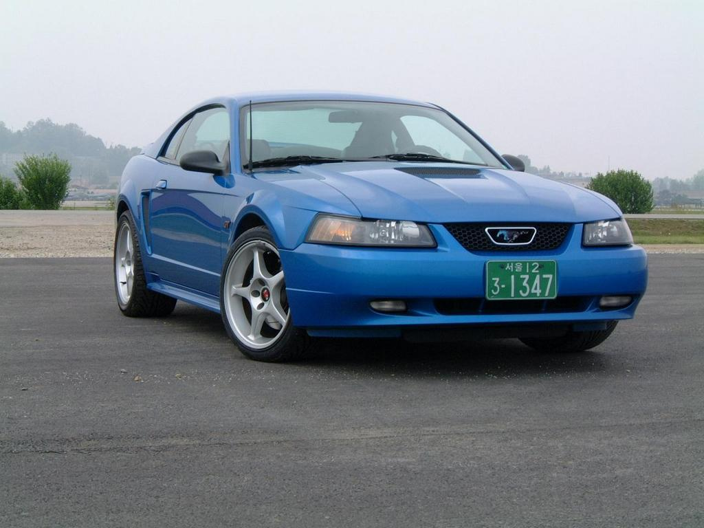 brightblue00gt 2000 ford mustang specs photos. Black Bedroom Furniture Sets. Home Design Ideas
