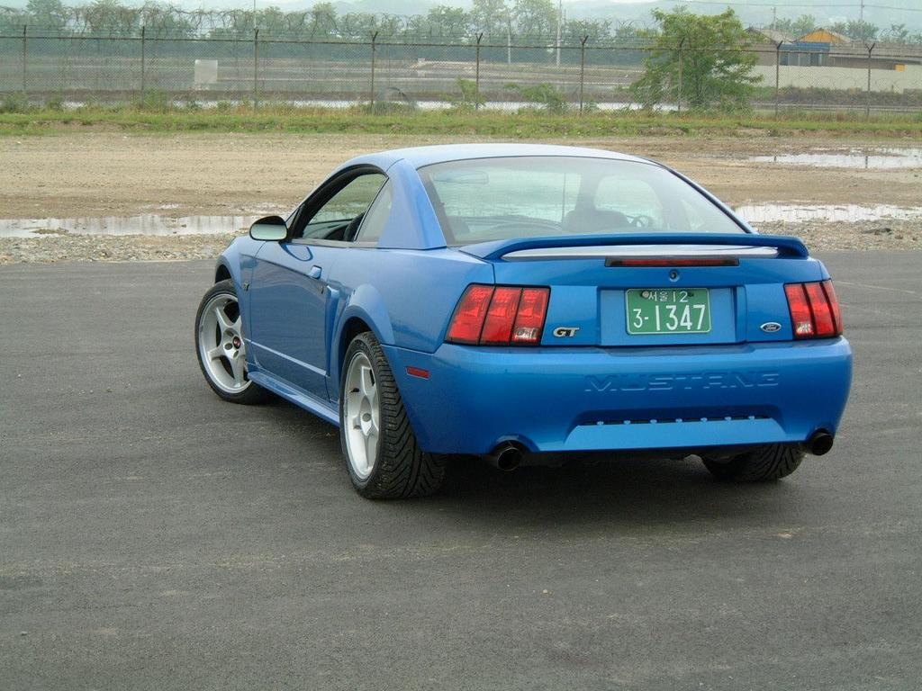 Brightblue00gt 2000 Ford Mustang Specs  Photos  Modification Info At Cardomain