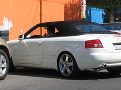 estoysafados 2004 Audi Cabriolet