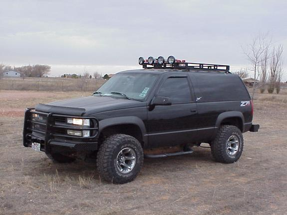 Stylincc 1997 Chevrolet Tahoe Specs Photos Modification Info At
