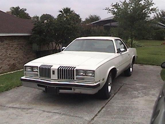 Cutting's 1976 Oldsmobile Cutlass Supreme